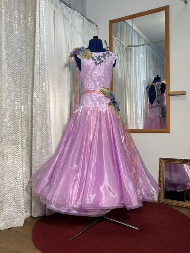 Lilac Princess for Girls